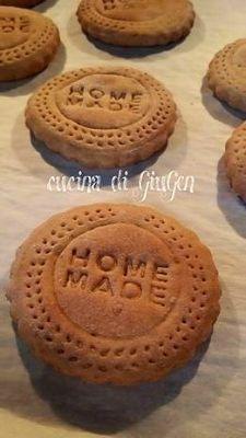 Biscotti tipo plasmon