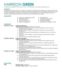 Powerschool Administrator Sample Resume Resume Examples Operations Manager #examples #manager #operations .