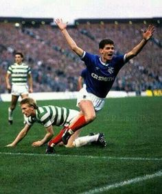 Ian Durrant Rangers Football, Rangers Fc, Old Firm, Association Football, Best Club, Glasgow Scotland, Great Team, Man Alive, Manchester United