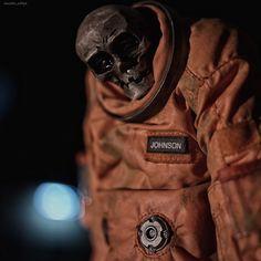 3ALegion feature: EVENFALL   Strigoi - Moonbase Omega Personnel Infected Astronaut, photographed by austin_aditya (http://instagram.com/austin_aditya). #threeA #AshleyWood #WorldOf3A #WO3A #Evenfall #Strigoi #3ALegion