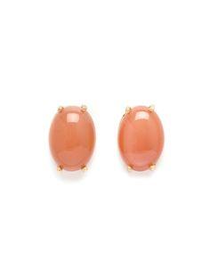 Beautiful JPJ TALON Earrings 14 kt gold 18 • 13 mm found on janepopejewelry.com