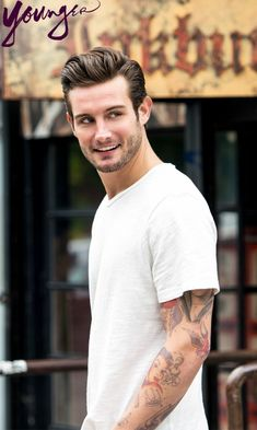 Nico Tortorella as Josh in TV Land's new scripted series Younger - Premieres March 31st 10/9c