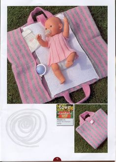 Album Archive - Dukketøj til Baby Born 2 - Ingelise Knitted Doll Patterns, Knitted Dolls, Baby Knitting Patterns, Trendy Baby Clothes, Baby Doll Clothes, Baby Dolls, Baby Clothes Patterns, Clothing Patterns, Boy Nursery Colors