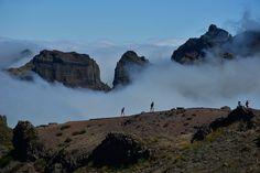 Pico de Arieo, Madeira