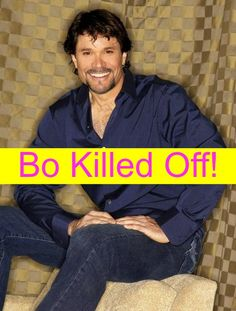 Days of Our Lives (DOOL) Spoilers: Bo Killed Off - Hope Forced to Say Goodbye One Last Time as Bo Dies