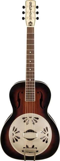 G9240 Alligator™ Biscuit Roundneck by Roots Collection Gretsch I fiddle with one of these every time I stop by the store. The sound is really beautiful