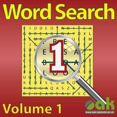 Word Search (A Word Game for Kindle) $0.99