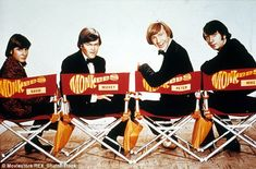Despite all the money and success, Nesmith (far right) claims he wanted out of the band...