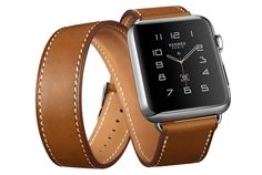 The Apple Watch Hermès is now available - The collection — which starts at $1,100 and goes up to $1,500 — is available with three distinct bands, the Single Tour, Double Tour, and Cuff, and will feature Hermès' iconography on exclusive watch faces for the Apple Watch. | The Verge