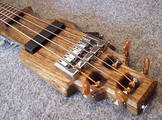 Build your own (bass)guitar