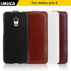 Meizu Pro 6 Case Cover Luxury Leather Flip Mobile Phone Bags Cases for Meizu Pro 6 Pro6 MX6 Pro case cover Capa Coque Fundas
