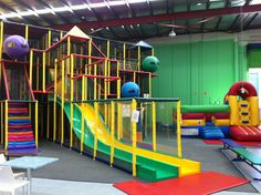 Play Area | Wizzy World Indoor Play Centre | Unit 9, 372 Eastern Valley Way Chatswood NSW 2067 - (02) 9882 1444