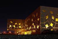 Doha, Qatar  Institut des arts et des sciences - Kazuhiro Kojima et Kazuko Akamatsu