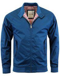 BEN SHERMAN Mod Retro 60s Harrington Jacket: http://www.atomretro.com/22625 #bensherman #benshermanharrington #harrington #jacket #harringtonjacket #atomretro #mensfashion #mensstyle