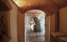 La grotta sauna del Mulino di Firenze