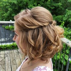 Wedding Hairstyles For Long Hair, Fancy Hairstyles, Twist Hairstyles, Short Hairstyles For Women, Indian Hairstyles, Simple Hairstyles, Hairstyles 2016, Short Hair Updo Easy, Prom Hairstyles For Short Hair