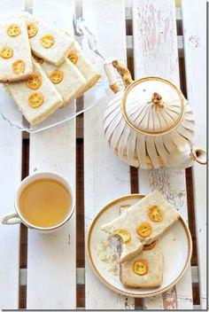 readbetweenthegrinds: tea with lemon cake