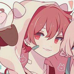 from the story ❪❪🍒❫❫ ❀ ,, 𝙖𝙣𝙞𝙢𝙚 𝙢𝙖𝙩𝙘𝙝𝙞𝙣𝙜 𝙞𝙘𝙤𝙣𝙨 . Anime Kawaii, Chibi Anime, Kawaii Art, Cute Anime Pics, Cute Anime Boy, Cute Anime Couples, Anime Guys, Anime Best Friends, Illustrator