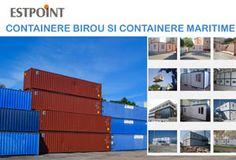Containere si cabine paza in Romania, vanzari containere locuibile si containere depozitare, containere maritime si cabine paza modulare orice dimensiune.