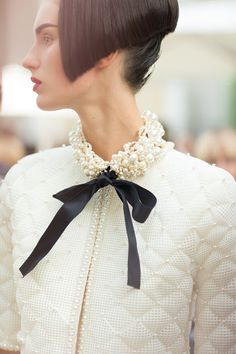 Cool Chic Style Fashion: 1 backstage Chanel 2015