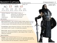 Bandit Captain by Almega-3