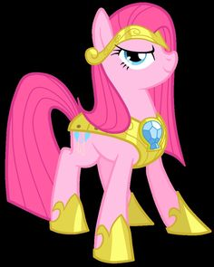 Guardian Pinkie Pie. Except her hair should soooo be curly<3