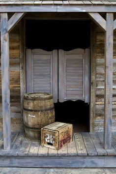 Old Barn Door Photography Backdrop, Portraits Photo Background for Studios, Warehouse Cowboy Photodrops D1286