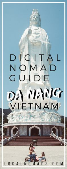 Remotely working in Da Nang. A Guide For Digital Nomads in Vietnam Work Travel, Travel With Kids, Family Travel, Da Nang, Vietnam Travel, Asia Travel, Cool Cafe, Blog Logo, Travel Guides