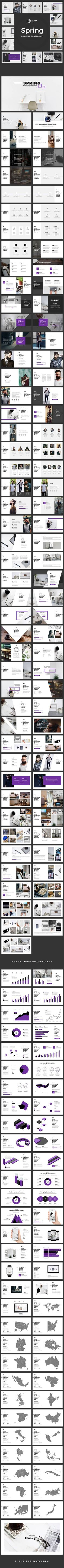 Itrack - StartUp Pitch Deck Google Slides Templates | Template ...