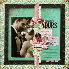 A Project by Kelly Goree from our Scrapbooking Gallery originally submitted 02/17/11 at 07:59 AM