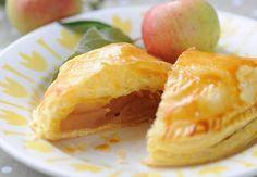 Chaussons aux pommes à la cannelleVoir la recette desChaussons aux pommes à la cannelle >>