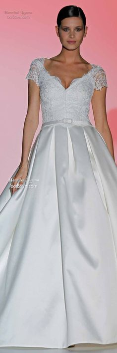 Hannibal Laguna: Barcelona Bridal Week Spring 2015