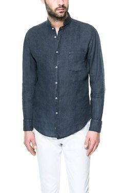 ideal shirt - colour, fit, fabric, details