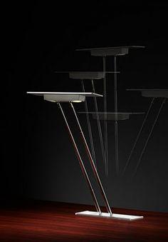 Aydınlatma ve Dekor Dünyasından Gelişmeler: Peter Stathis'ten Levity LED Gömme Masa Lambası