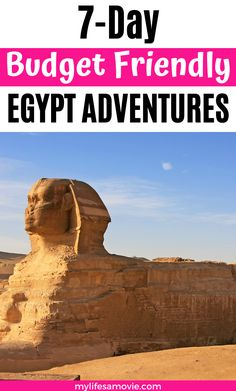 Yes Egypt is safe to travel to! I did it and seen the whole country in only seven days as a solo female traveler. The best part about many people not knowing Egypt is safe is you can visit without having to squeeze through crowds. #Egypt #budgetfriendly #solotraveler #adventures