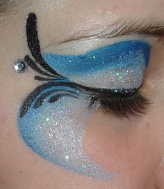 Maquillage Reine des Neiges Elsa