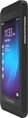 BlackBerry Z10 is the first of the brand's new range of phones running on the BlackBerry 10 operating system