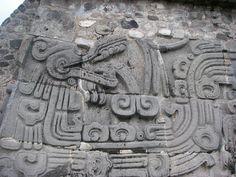 Aztec, Xochicalco, Mexico