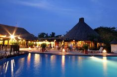 Kombo Beach Hotel Gambia - lovely place to stay right on the beach