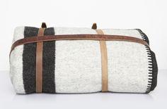 Monochrome Blanket by Indigofera