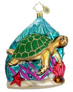 Image detail for -Christopher Radko Christopher Radko Under the Sea Ornament