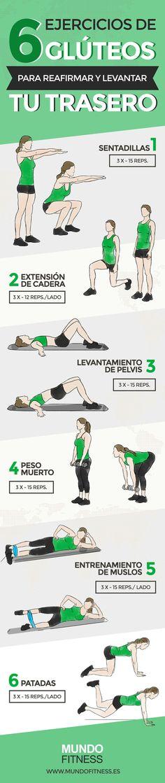 Workout glúteos #adelgazarpiernas