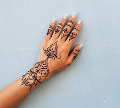 henna designs The most beautiful makeup designs prepared for you.