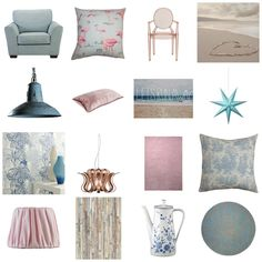Thoughts and Inspirations:  Pantone Colour of the Year 2016 Rose Quartz and Serenity