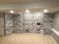Blessed 4 Ever: Barnwood Wall Focal Wall, Barn Wood, Natural Wood, Blessed, Minimalist, Walls, Traditional, Interior, House