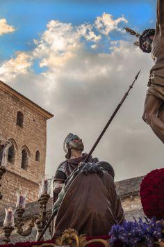 Fotografía de Magdaleno León Turrillo. Lanza de Caridad -Ciudad Real- Realizada con cámara