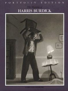 The Mysteries of Harris Burdick have been used for years as rich narrative prompts: what happens next? However, they equally invite students to make claims about what is happening in the pictures and why. For example, in this cover shot, what is under the rug? What visual evidence do you have to support it?