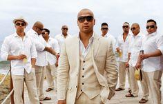 mariage sur la plage costumes hommes et accessoires lunettes