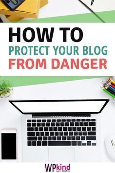 Get your WordPress blog secure today with these 8 easy to follow WordPress security tips. #bloggingtips #bloggingtutorials #wordpresssecurity #wordpresstips #wordpresstutorials #wordpressadmin Learn Wordpress, Wordpress Admin, Make Blog, How To Start A Blog, How To Make Money, Blogging For Beginners, Blogging Ideas, Security Tips, Online Blog