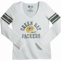 Green Bay Packers Women s Helmet T-Shirt Packers Pro Shop 46905a866